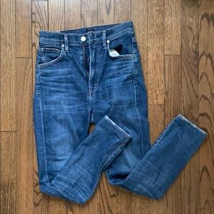 Citizens of humanity chrissy jeans